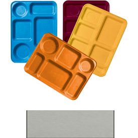 """Cambro 1222D221 - Tray Dietary 12"""" x 22"""", Ever Red - Pkg Qty 12"""