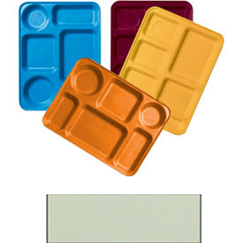 """Cambro 1222D414 - Tray Dietary 12"""" x 22"""", Teal - Pkg Qty 12"""