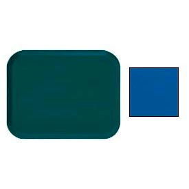 "Cambro 1622123 - Camtray 16"" x 22"" Rectangle,  Amazon Blue - Pkg Qty 12"