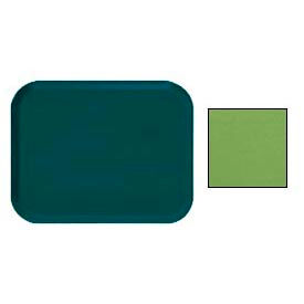 "Cambro 16225113 - Camtray 16"" x 22"".5 Rectangle,  Lime-Ade - Pkg Qty 12"