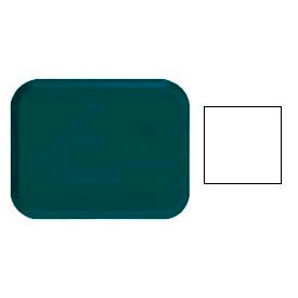 """Cambro 16225148 - Camtray 16"""" x 22"""".5 Rectangle,  White - Pkg Qty 12"""