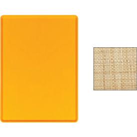 """Cambro 1418D101 - Tray Dietary 14"""" x 18"""", Antique Parchment - Pkg Qty 12"""