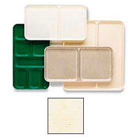 """Cambro 1418D526 - Tray Dietary 14"""" x 18"""", Galaxy Antique Parchment Gold - Pkg Qty 12"""