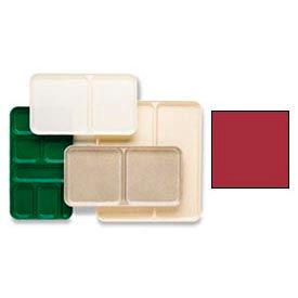 "Cambro 1418D537 - Tray Dietary 14"" x 18"", Cameo Yellow - Pkg Qty 12"