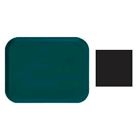 "Cambro 2025110 - Camtray 20"" x 25"" Rectangular,  Black - Pkg Qty 6"