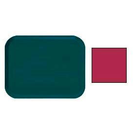 "Cambro 2025505 - Camtray 20"" x 25"" Rectangular,  Cherry Red - Pkg Qty 6"