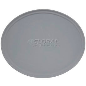 """Cambro 2500107 - Camtray 19"""" x 24"""" Oval,  Pearl Gray - Pkg Qty 6"""