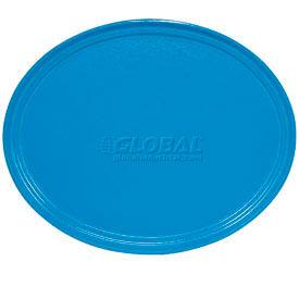 "Cambro 2500401 - Camtray 19"" x 24"" Oval,  Slate Blue - Pkg Qty 6"