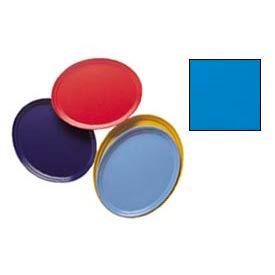 Cambro 2700105 - Camtray 22 x 26 Oval,  Horizon Blue - Pkg Qty 6