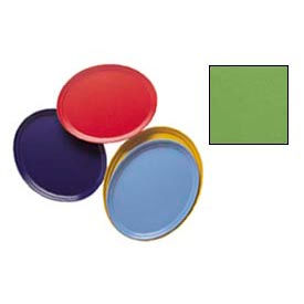 Cambro 2700113 - Camtray 22 x 26 Oval,  Lime-Ade - Pkg Qty 6