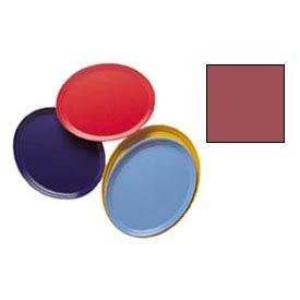 Cambro 2700410 - Camtray 22 x 26 Oval,  Raspberry Cream - Pkg Qty 6