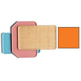 Cambro 3253222 - Camtray 32 x 53cm Metric, Orange Pizazz - Pkg Qty 12