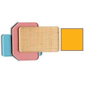 Cambro 3253504 - Camtray 32 x 53cm Metric, Mustard - Pkg Qty 12