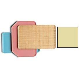 Cambro 3253536 - Camtray 32 x 53cm Metric, Lemon Chiffon - Pkg Qty 12