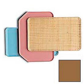Cambro 3343508 - Camtray 33 x 43cm Metric, Suede Brown - Pkg Qty 12