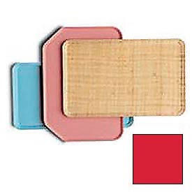 Cambro 3343510 - Camtray 33 x 43cm Metric, Signal Red - Pkg Qty 12