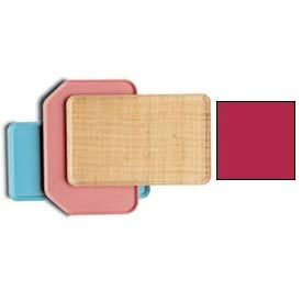Cambro 3753505 - Camtray 37 x 53cm Camtray, Cherry Red - Pkg Qty 12