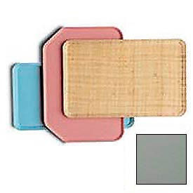 Cambro 3853107 - Camtray 38 x 53cm Metric, Pearl Gray - Pkg Qty 12
