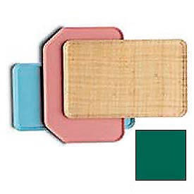 Cambro 3853119 - Camtray 38 x 53cm Metric, Sherwood Green - Pkg Qty 12