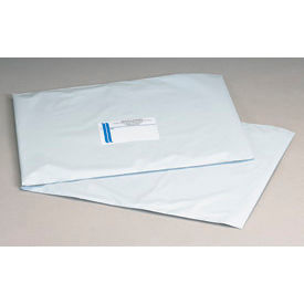"""Self-Seal Poly Mailers 9"""" x 12"""" 2.5 Mil White, 500 Pack"""