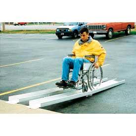 Vestil Fold-A-Way Wheelchair Ramp D-FAR-120