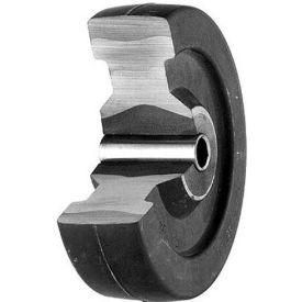 """Darnell-Rose Caster Wheel 501022 Neoprene Rubber 2-1/2"""" Dia. 250 Lb. Cap."""