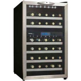Danby DWC114BLSDD - Wine Cooler, 38 Bottle Capacity