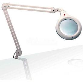 "Daylight™ 7"" White Ultra Slim Magnifying Lamp"