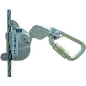 """DBI/SALA® Lad-Saf™ 6160030 X2 Detachable Cable Sleeve, Fits 3/8"""" & 5/16"""" Dia. Core Cable"""