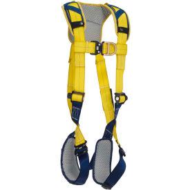 DBI-SALA® Delta™ Comfort Vest-Style Climbing Harness, Quick Connect, M
