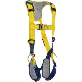 Delta™ Comfort Construction Style Climbing Harness, Tongue Buckle & Quick Connect, XL