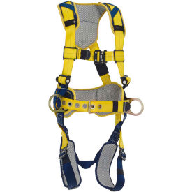 DBI-SALA® Delta™ Comfort Construction Style Positioning Harness, Quick Connect, XL