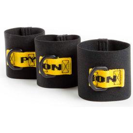 Python 1500073 Pullaway Wristband Medium-10 Pack by