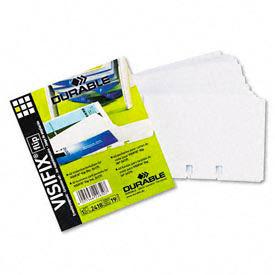 Durable® TELINDEX® Flip Business Card Pocket Refills