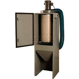 Dee-Blast Dust Collector,600 Cfm,Cartridge Filter