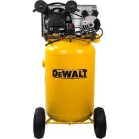 DeWALT® DXCMLA1683066, Portable Electric Air Compressor, 1.6 HP, 30 Gal, Vertical, 5.3 CFM