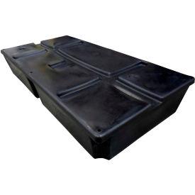 "Dock Edge Howell™ 250 Dock Float 24"" x 48"" x 8"", 1/Case - 99-238-F"