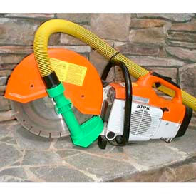 "Saw Muzzle GP Dust Collector for 12-14"" Stihl Cut-off Saws"