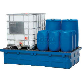 Denios K22-0452 2 IBC Poly Storage Sump
