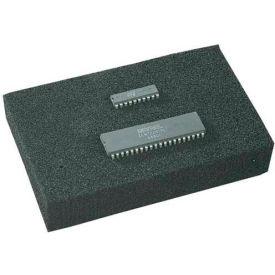 "Anti Static Low Density Conductive Foam 24"" x 36"" x 1/2"""