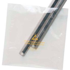"Anti Static Bag Clear 3"" x 5"" 3.5mm 100 Pack"