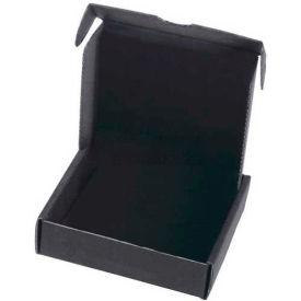 "Protektive Pak 37054 Circuit Board Shipping and Storage Box, No Foam, 8""L x 5-3/8""W x 2-3/4""H"