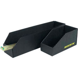 "Protektive Pak 37106 ESD Open Bin Box, 12""W x 12""D x 4-1/2""H - Pkg Qty 10"
