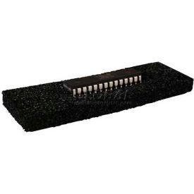 "Protektive Pak 37643 Black Lead Insertion Grade Conductive Foam, 1-7/8""L x 3-3/16""W x 1/4""H"