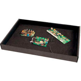 "Protektive Pak ESD Board Handler Tray,24-3/4""L x 13-3/4""W x 2-1/4""H"