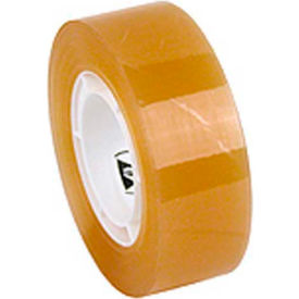 "ESD Tape Clear 3/4"" x 36 Yds 1"" Plastic Core"
