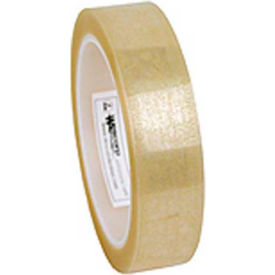 "ESD Tape Clear 1"" x 72 Yds 3"" Plastic Core"