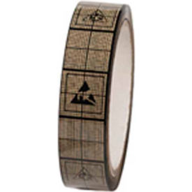 "ESD Tape Conductive Grid 1"" x 118'"