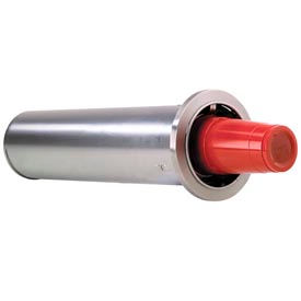 """Dispense-Rite® In-Counter SS Cup Dispenser - 4-1/2"""" to 5-1/4"""",2 Spring,22""""L"""