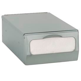 Dispense-Rite® Countertop Mini Fold Napkin Dispenser - 1 Sided